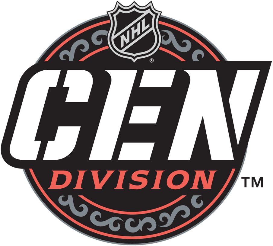 NHL All-Star Game Logo Team Logo (2017/18) - 2018 NHL All-Star Central Division Medallion Logo  SportsLogos.Net