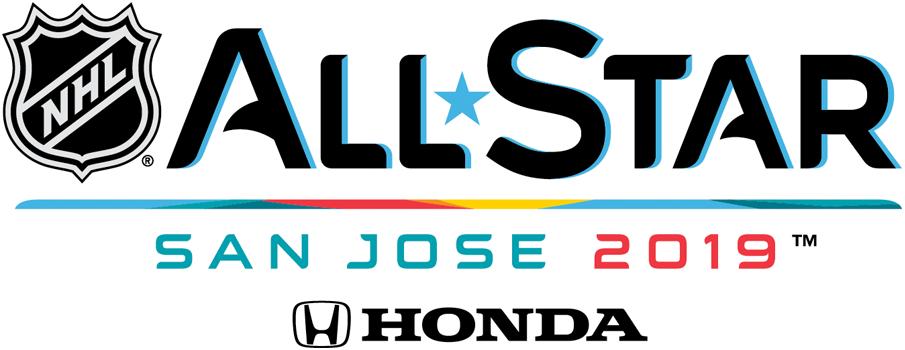 NHL All-Star Game Logo Wordmark Logo (2018/19) - 2019 NHL All-Star Game Wordmark Logo SportsLogos.Net
