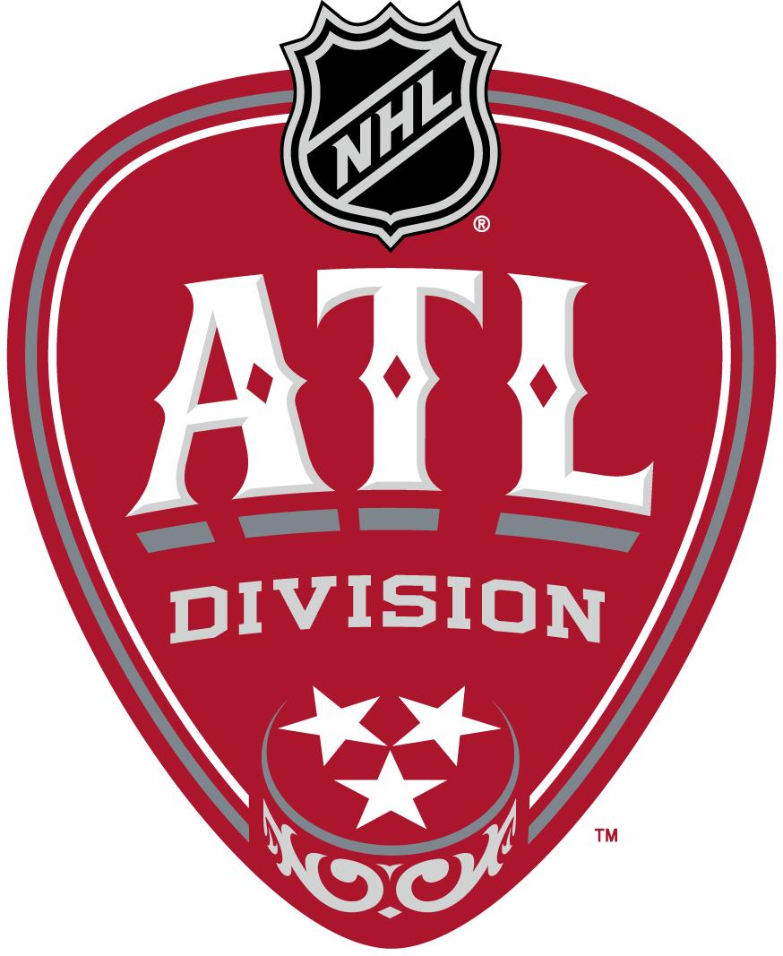 NHL All-Star Game Logo Team Logo (2015/16) - 2016 NHL All-Star Atlantic Division Logo SportsLogos.Net