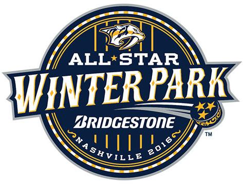 NHL All-Star Game Logo Event Logo (2015/16) -  SportsLogos.Net