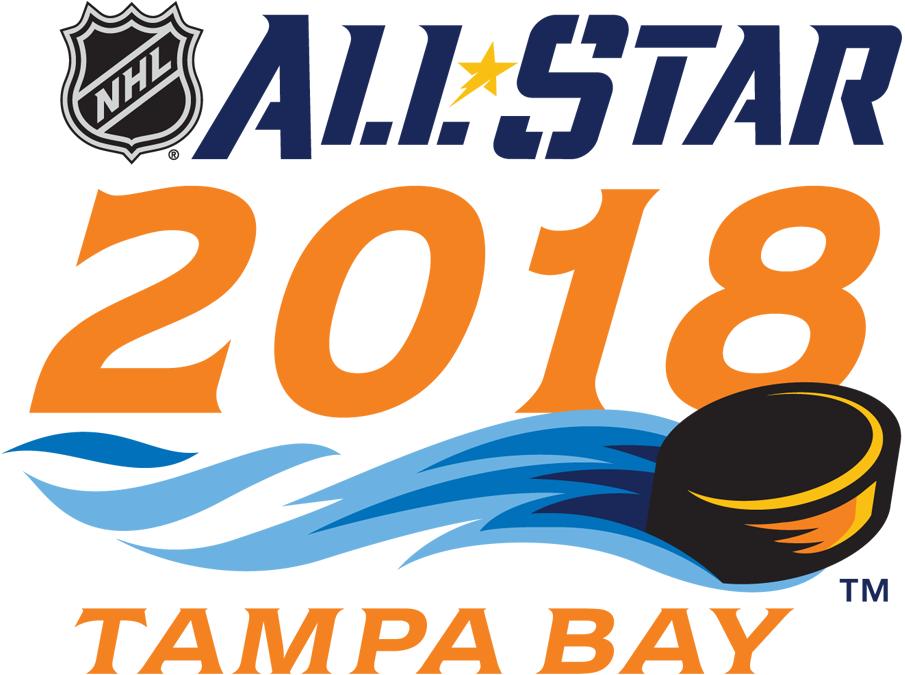NHL All-Star Game Logo Alternate Logo (2017/18) - 2018 NHL All-Star Game Alternate Logo - Tampa Bay, FL SportsLogos.Net