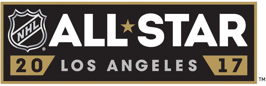 NHL All-Star Game Logo Wordmark Logo (2016/17) - 2017 NHL All-Star Game Wordmark logo SportsLogos.Net