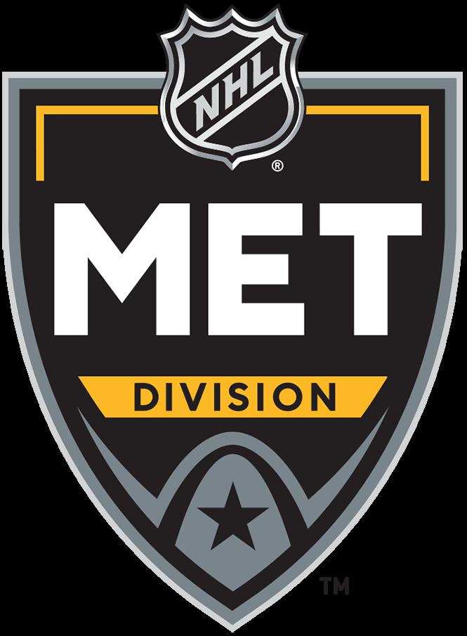 NHL All-Star Game Logo Team Logo (2019/20) - 2020 NHL All-Star Game Metropolitan Division logo SportsLogos.Net