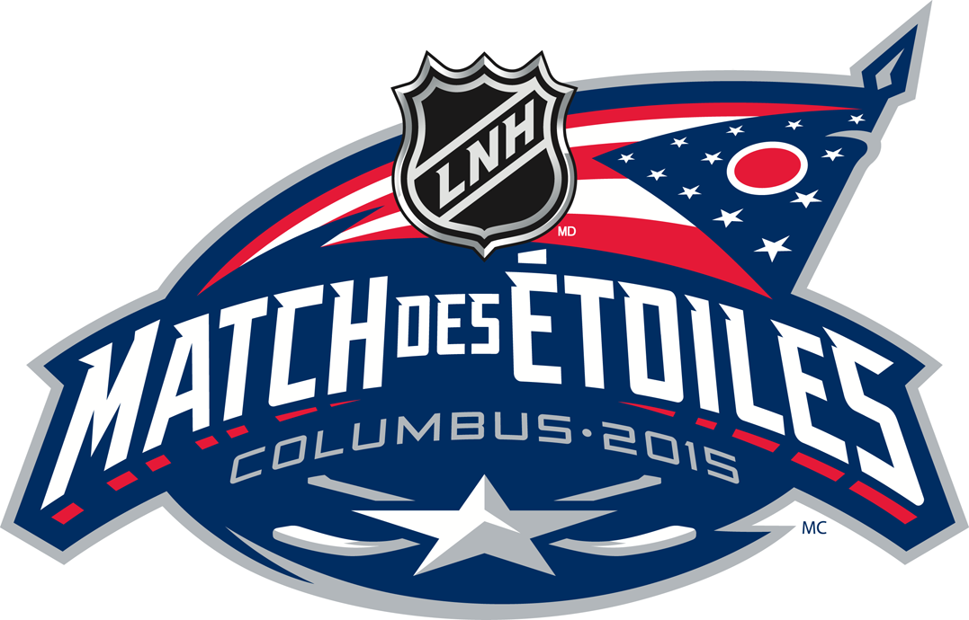 NHL All-Star Game Logo Alt. Language Logo (2014/15) -  SportsLogos.Net