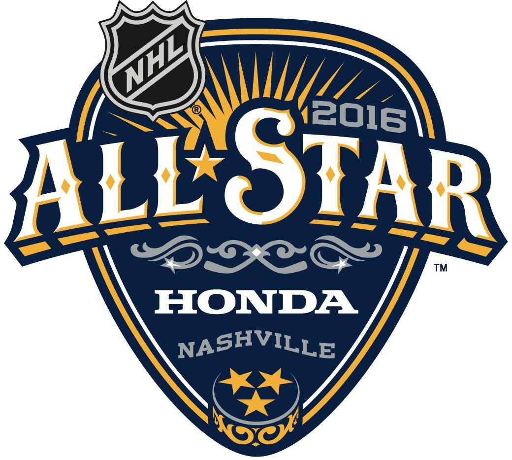 NHL All-Star Game Logo Sponsored Logo (2015/16) -  SportsLogos.Net