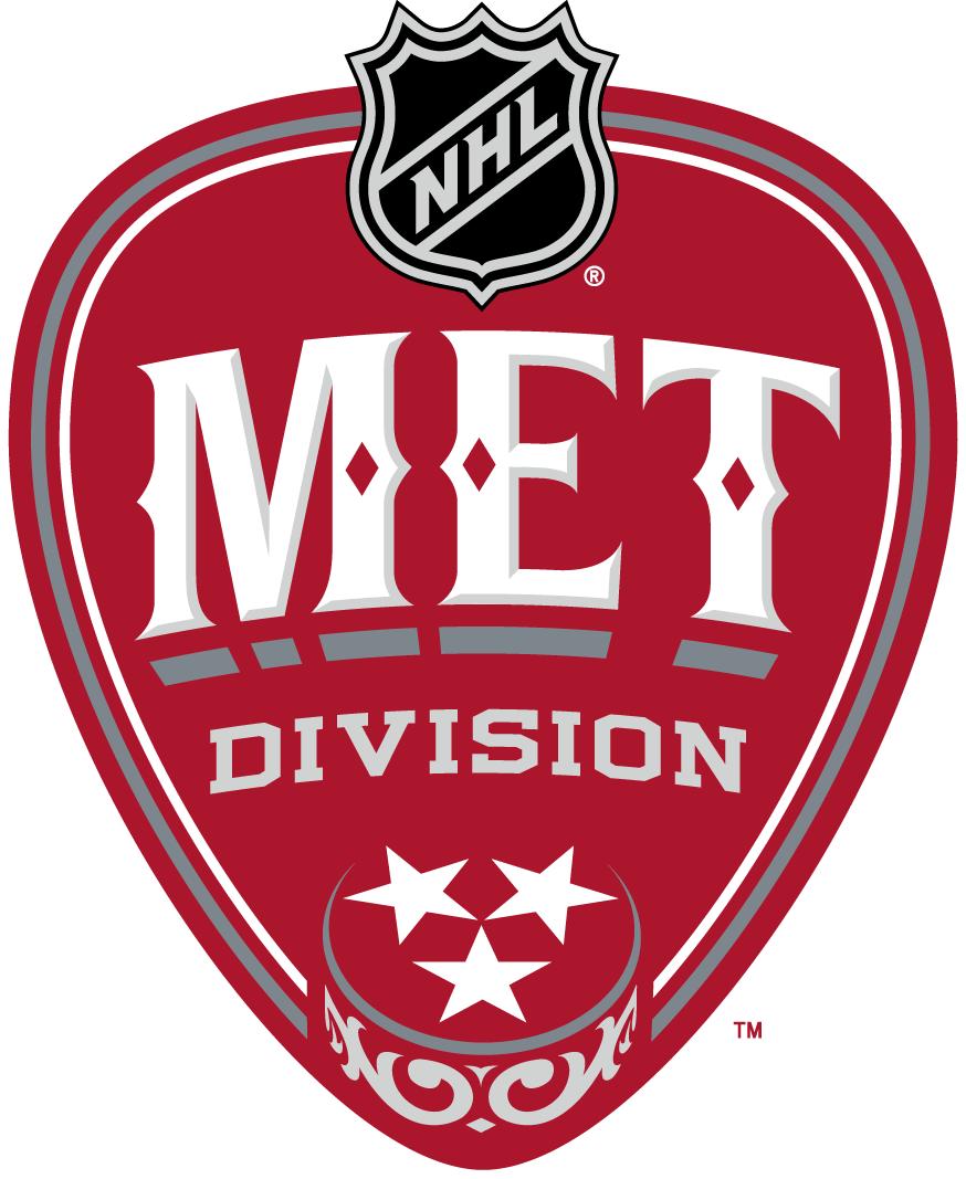NHL All-Star Game Logo Team Logo (2015/16) - 2016 NHL All-Star Metropolitan Division Logo SportsLogos.Net