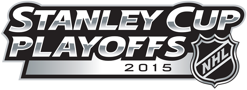 Stanley Cup Playoffs Logo Wordmark Logo (2014/15) -  SportsLogos.Net