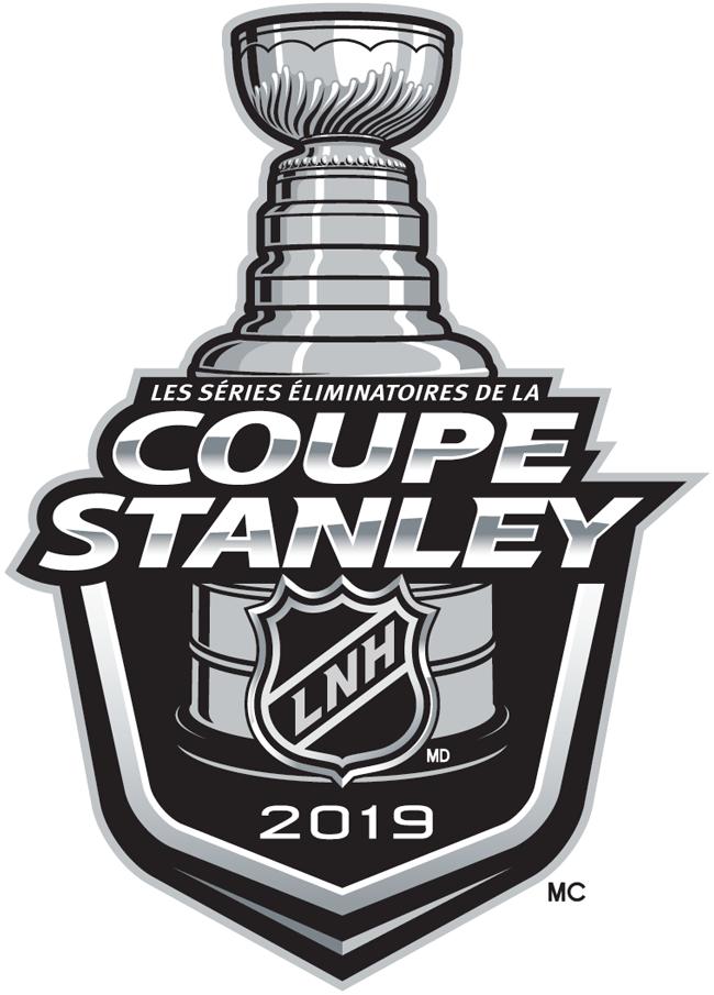 Stanley Cup Playoffs Alt Language Logo National Hockey League