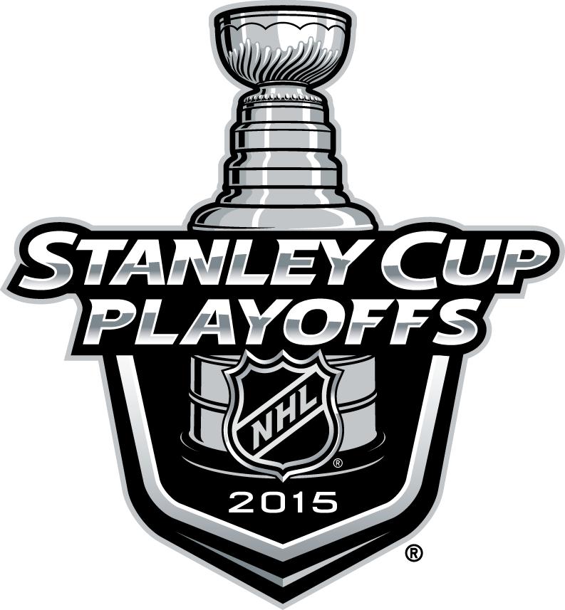 Stanley Cup Playoffs Logo Primary Logo (2014/15) -  SportsLogos.Net