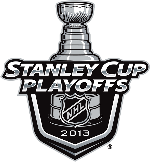 Stanley Cup Playoffs Logo Primary Logo (2012/13) - 2013 NHL Stanley Cup Playoffs logo SportsLogos.Net
