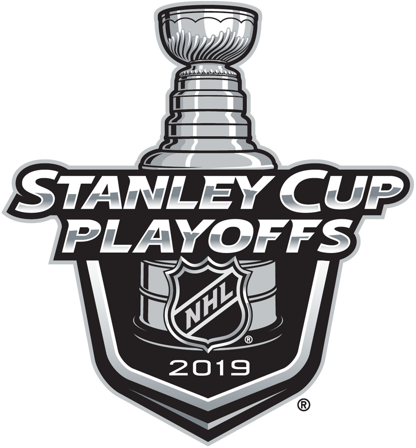 Stanley Cup Playoffs Logo Primary Logo (2018/19) - 2019 NHL Stanley Cup Playoffs Logo SportsLogos.Net