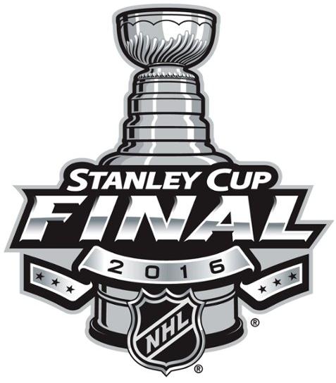 Stanley Cup Playoffs Logo Finals Logo (2015/16) - 2016 Stanley Cup Final logo - Pittsburgh Penguins beat the San Jose Sharks 4-2 SportsLogos.Net