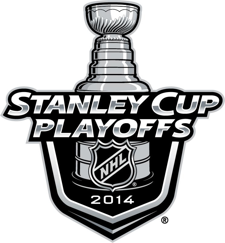 Stanley Cup Playoffs Logo Primary Logo (2013/14) - 2014 NHL Stanley Cup Playoffs Logo SportsLogos.Net