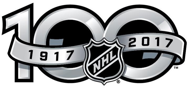 National Hockey League Anniversary Logo National Hockey League