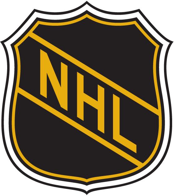 National Hockey League Logo Primary Logo (1917/18-1945/46) - Original NHL shield SportsLogos.Net