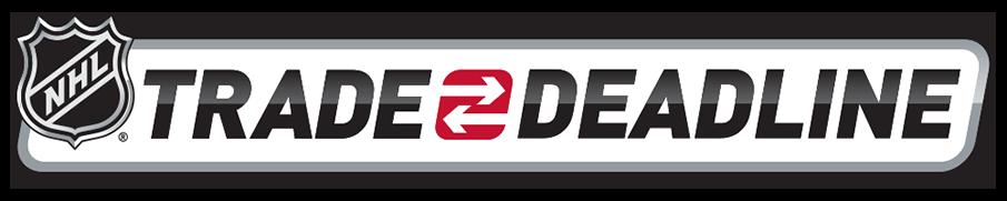 National Hockey League Logo Event Logo (2018/19-Pres) - NHL Trade Deadline horizontal logo SportsLogos.Net