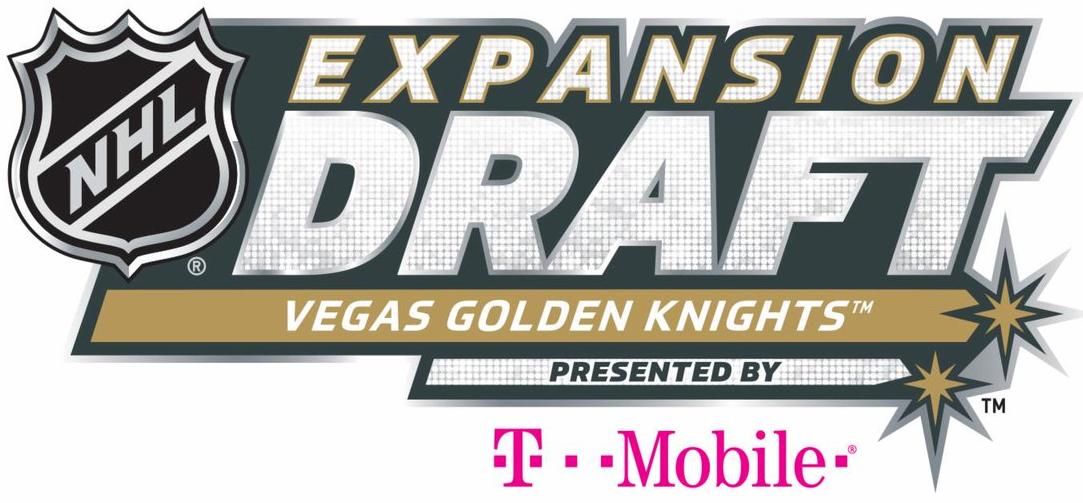 National Hockey League Logo Misc Logo (2016/17) - 2017 NHL Expansion Draft logo - Vegas Golden Knights SportsLogos.Net