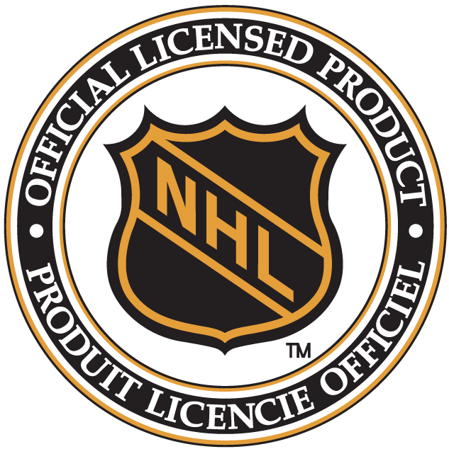 National Hockey League Logo Misc Logo (1986/87-2004/05) - NHL Official Licensed Product logo- was used on various NHL merchandise up until the new NHL shield was intruduced in 2005. SportsLogos.Net