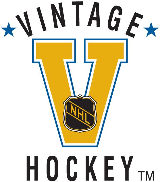 National Hockey League Logo Misc Logo (2003/04-2006/07) - The NHL Vintage program - this logo was used on various vintage NHL merchandise.  SportsLogos.Net