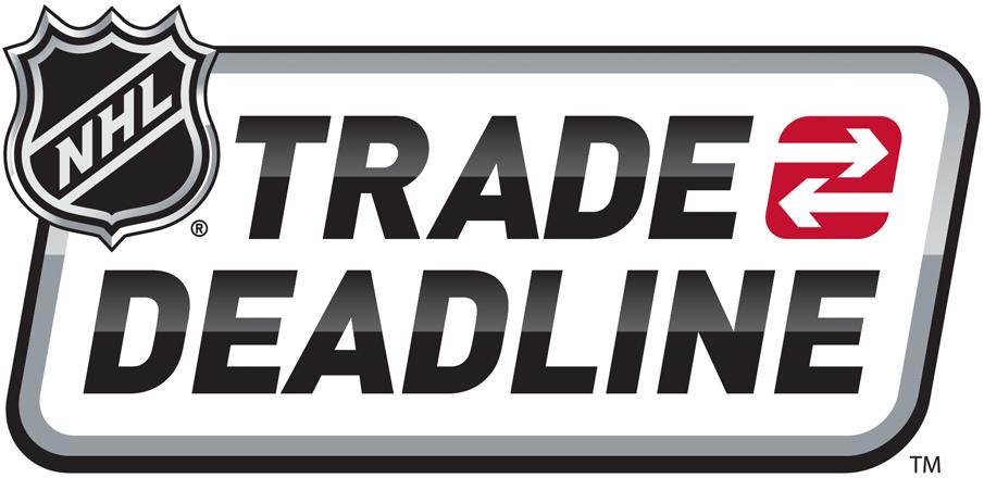 National Hockey League Logo Event Logo (2018/19-Pres) - NHL Trade Deadline Logo SportsLogos.Net