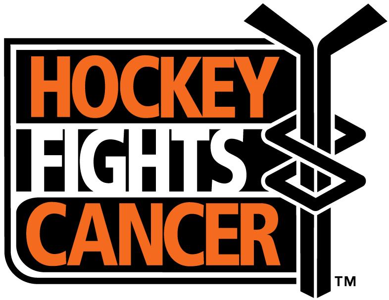 National Hockey League Logo Charity Logo (1999/00-2004/05) - Hockey Fights Cancer logo. SportsLogos.Net