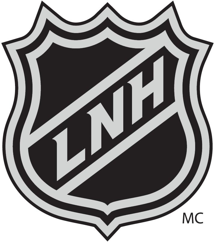 National Hockey League Logo Alternate Logo (2005/06-Pres) - NHL French version simplified logo - LNH Ligue National du Hockey logo SportsLogos.Net