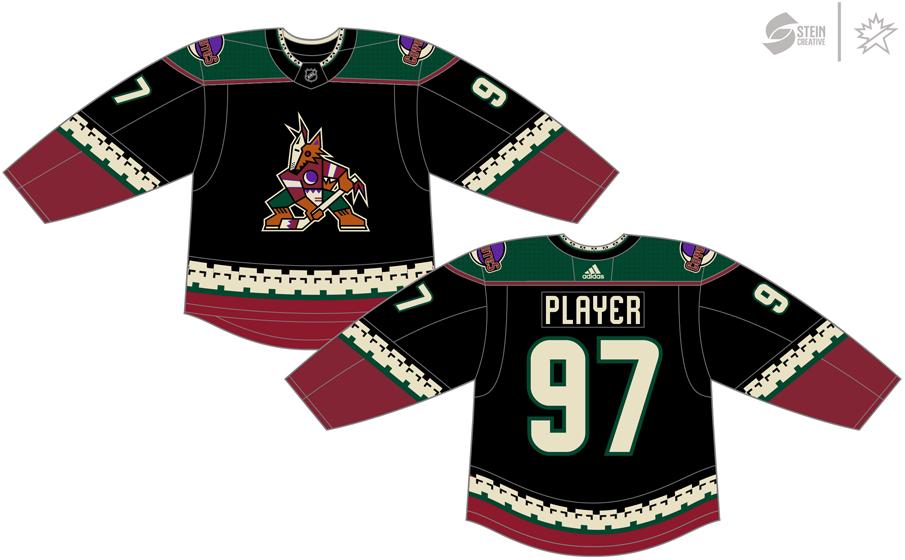 33706b878 Arizona Coyotes Alternate Uniform - National Hockey League (NHL ...