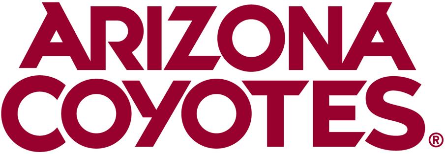 Arizona Coyotes Logo Wordmark Logo (2015/16-Pres) -  SportsLogos.Net