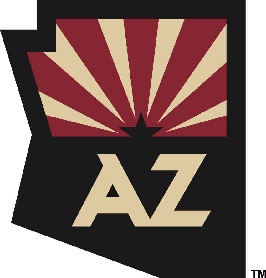 Arizona Coyotes Logo Alternate Logo (2015/16-Pres) -  SportsLogos.Net