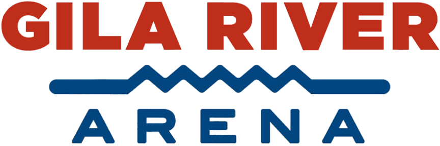 Arizona Coyotes Logo Stadium Logo (2014/15-Pres) - Gila River Arena logo SportsLogos.Net