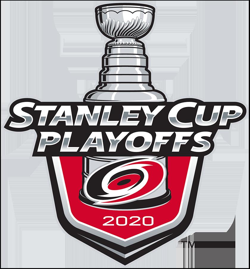 Carolina Hurricanes Logo Event Logo (2019/20) - Carolina Hurricanes 2020 Stanley Cup Playoffs Logo SportsLogos.Net