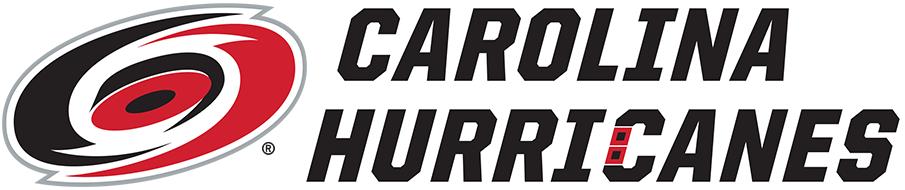 Carolina Hurricanes Logo Wordmark Logo (2018/19-Pres) -  SportsLogos.Net