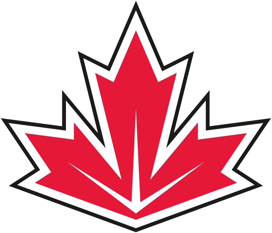 World Cup of Hockey Logo Team Logo (2016/17) - Team Canada logo for 2016 World Cup of Hockey // logo de Canada pour la Coupe du Monde 2016 de Hockey  SportsLogos.Net