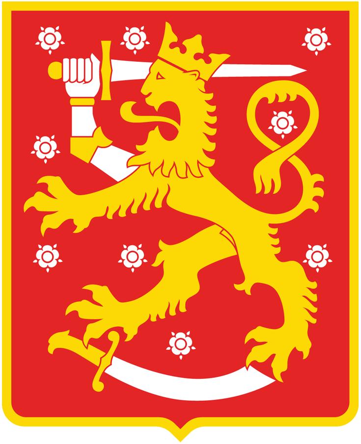 World Cup of Hockey Logo Team Logo (2016/17) - Suomi tunnus -- Team Finland logo for the 2016 World Cup of Hockey SportsLogos.Net