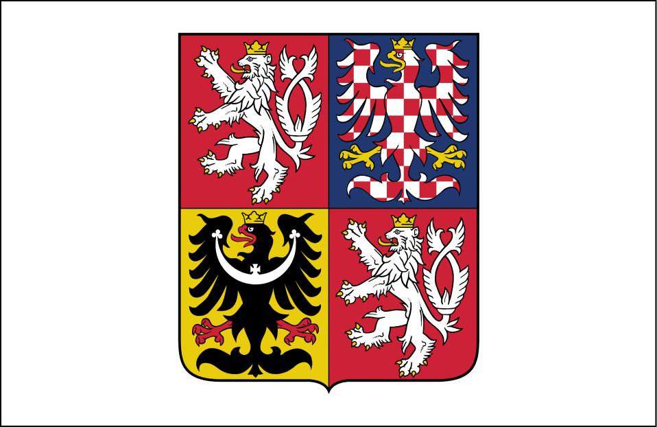 World Cup of Hockey Logo Jersey Logo (2016/17) - Team Czech Republic light jersey logo for 2016 World Cup of Hockey SportsLogos.Net