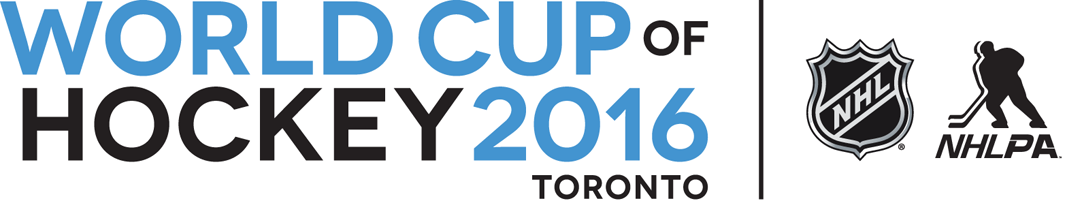 World Cup of Hockey Logo Wordmark Logo (2016/17) -  SportsLogos.Net