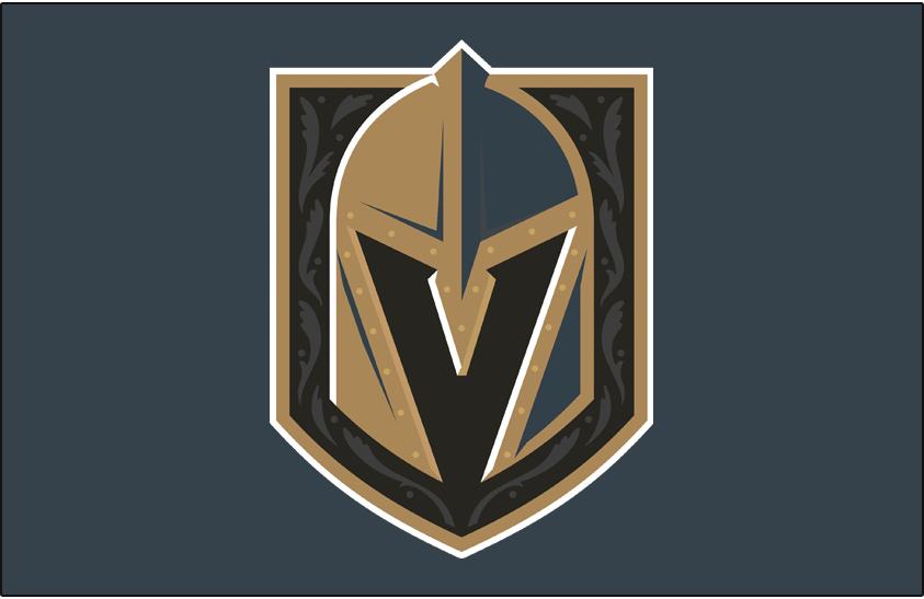Vegas Golden Knights Logo Jersey Logo (2017/18-Pres) - Home jersey logo SportsLogos.Net