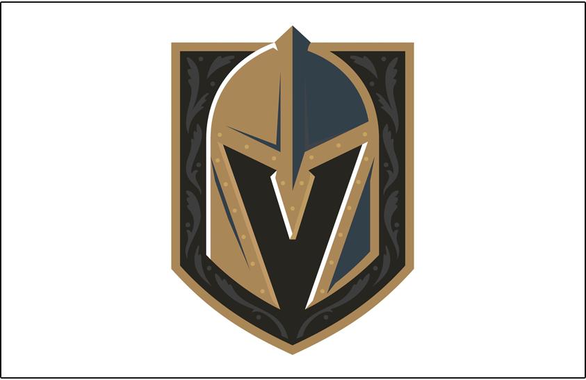 Vegas Golden Knights Logo Jersey Logo (2017/18-Pres) - Road jersey logo SportsLogos.Net