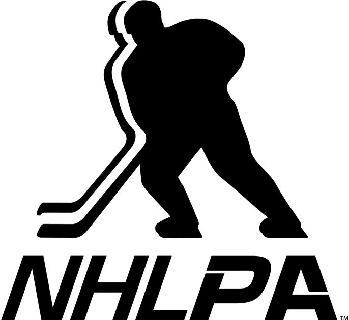 NHLPA Logo Primary Logo (2013/14-Pres) - National Hockey League Player's Association logo SportsLogos.Net