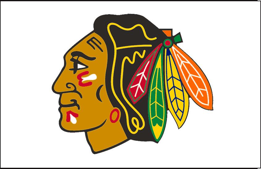 blackhawks jersey logo