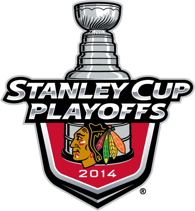 Chicago Blackhawks Logo Event Logo (2013/14) -  SportsLogos.Net