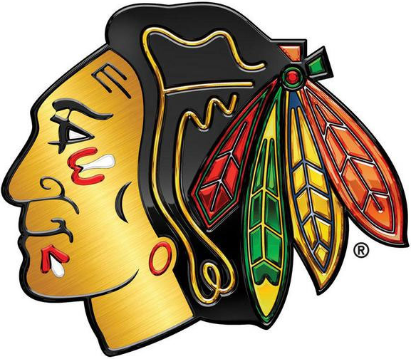 Chicago Blackhawks Event Logo - National Hockey League (NHL ...