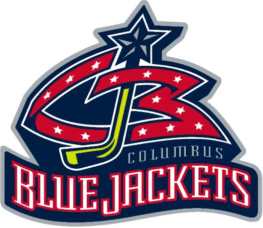 Columbus Blue Jackets Primary Logo - National Hockey League (NHL