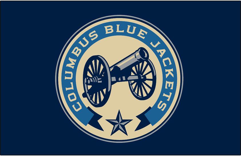 ff36e69e602 Columbus Blue Jackets Jersey Logo - National Hockey League (NHL ...