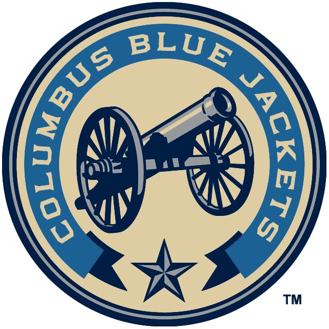 Columbus Blue Jackets Logo Alternate Logo (2010/11-Pres) - Alternate jersey logo SportsLogos.Net