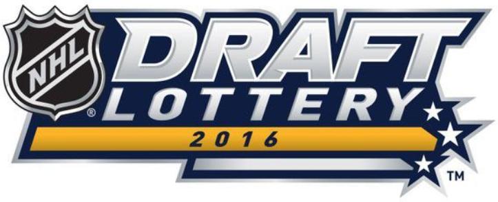 NHL Draft Logo Misc Logo (2015/16) - 2016 NHL Draft Lottery SportsLogos.Net