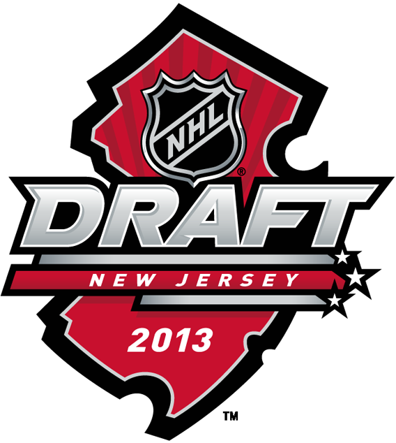 NHL Draft Logo Primary Logo (2012/13) - 2013 NHL Draft - at Prudential Center, New Jersey SportsLogos.Net