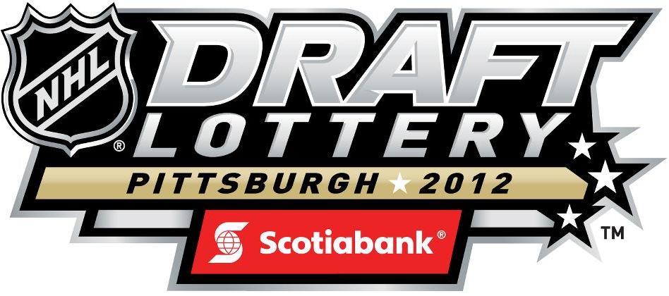 NHL Draft Logo Misc Logo (2011/12) - 2012 Scotiabank NHL Draft Lottery logo SportsLogos.Net