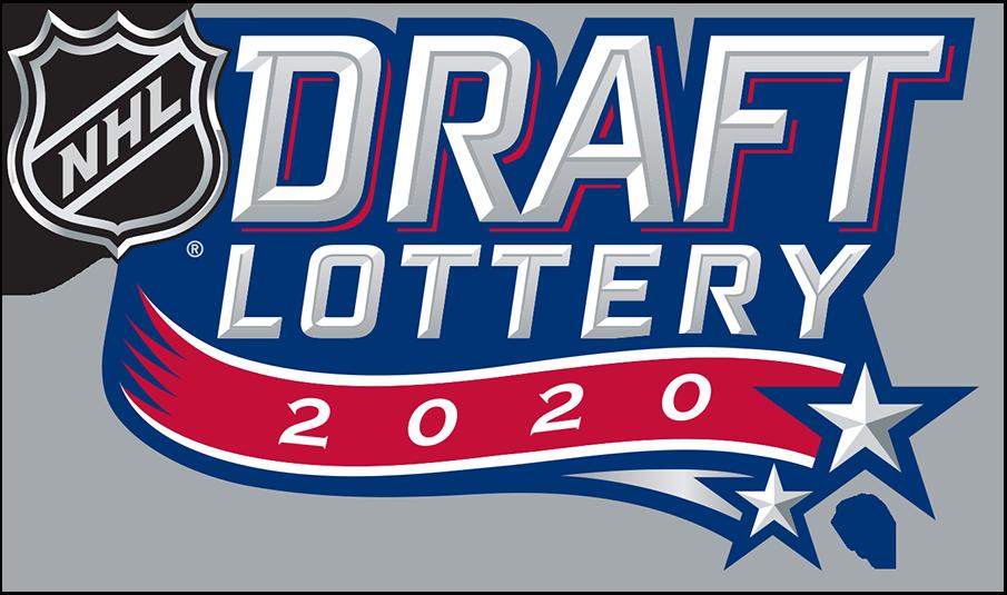 NHL Draft Logo Misc Logo (2019/20) - 2020 NHL Draft Lottery Logo SportsLogos.Net