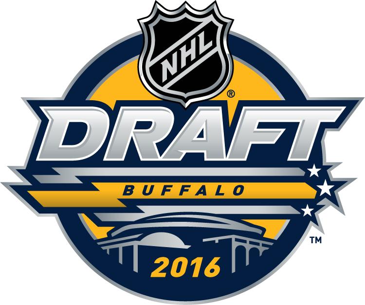 NHL Draft Logo Primary Logo (2015/16) - 2016 NHL Entry Draft - Buffalo, NY SportsLogos.Net